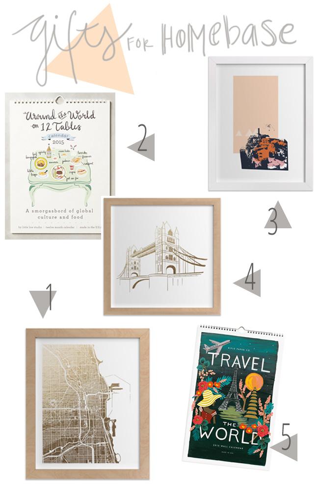 gift guide 2014